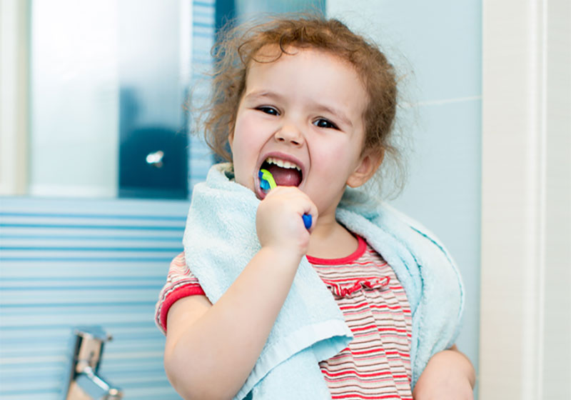 Electronic Toothbrushes For Children